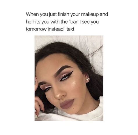 Funny Makeup Memes - 1000 ideas about makeup humor on pinterest funny makeup