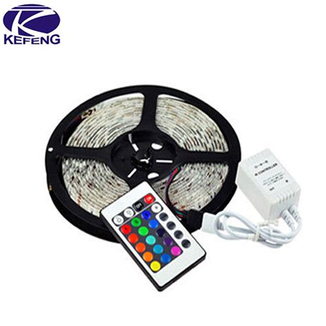 12v Waterproof Led Light Strips Free Shipping Ip65 Waterproof 5m 3528 Led Light 300 Led Dc 12v Cool White Rgb Jpg