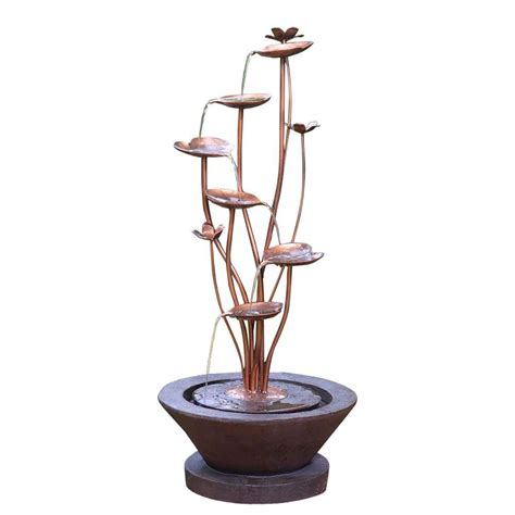kenroy home costa brava lighted outdoor 53200zc