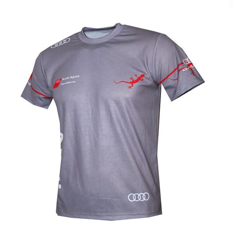 Audi Shirt by Audi T Shirt With Logo And All Printed Picture T