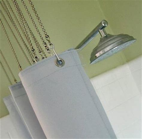 Shower Curtain Extension 25 Best Ideas About Extra Long Curtains On Pinterest