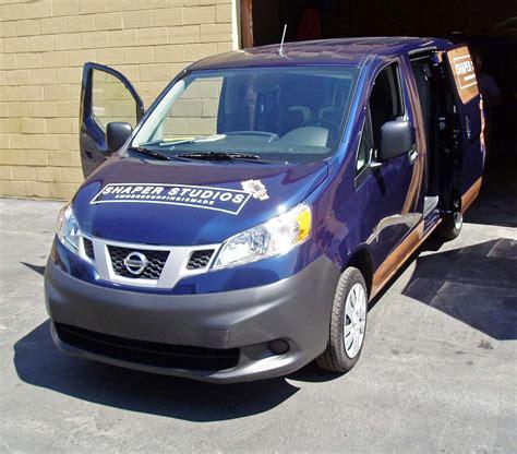 compact nissan iveho 2013 nissan nv200 compact cargo van test drive