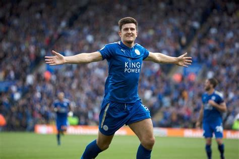 harry maguire is leicester city defender harry maguire the signing of