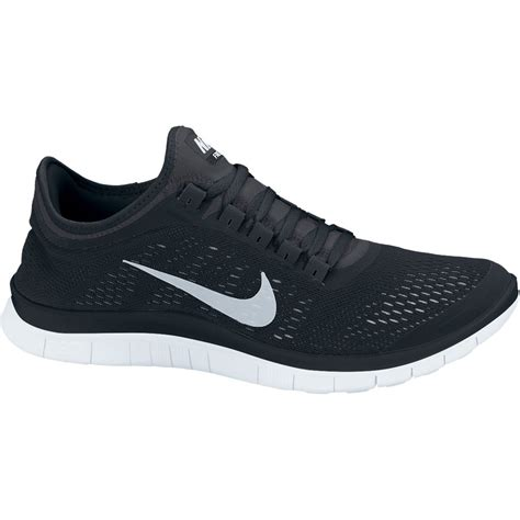 bike24 nike free 3 0 v5 s running shoe black