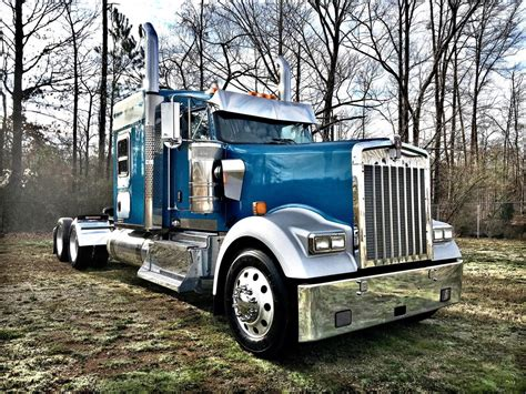 2016 kenworth for sale 2016 kenworth w900l for sale used trucks on buysellsearch