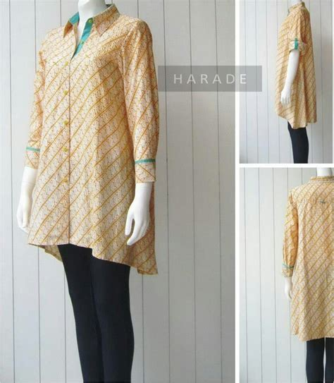 Baju Blouse Batik 179 best baju batik images on