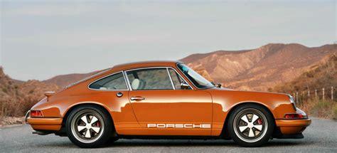 retro porsche custom van deze klassieke porsche 911 gaat je hart sneller kloppen