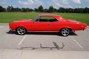 66 Pontiac Gto Awesome 66 Pontiac Gto With 400cid Engine Cars