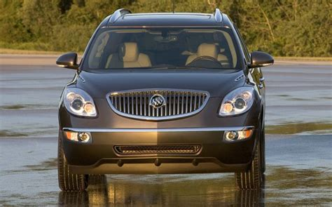 2011 buick enclave photo gallery truck trend