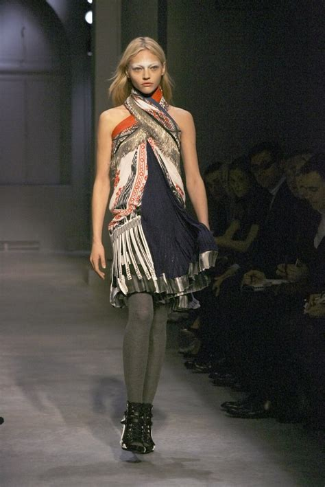 Fashion Week Fall 2007 balenciaga at fashion week fall 2007 livingly