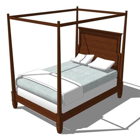 corner queen bed country corner bedroom set 3d model formfonts 3d models textures