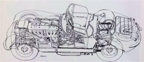 Jaguar C Type Chassis Drawings Is That A Pistol In Your Pocket Steve Mcqueens Jaguar