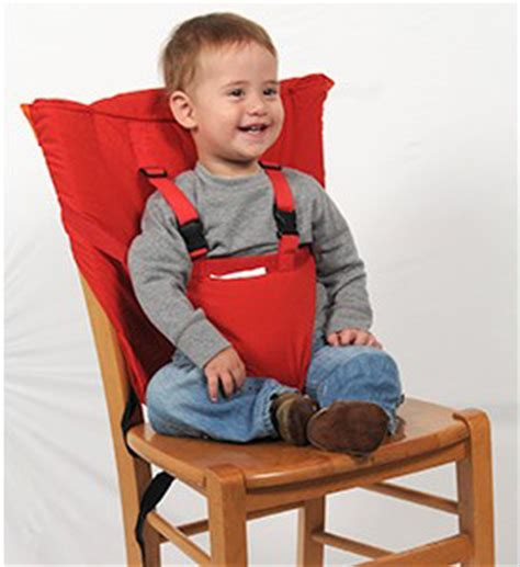 sack n seat the best portable high chair