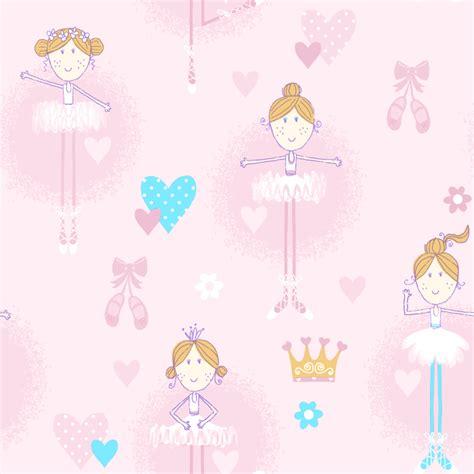 tapete kinderzimmer rosa galerie kinderzimmer tapete ballerinas rosa bei