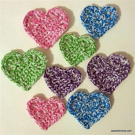 vintage heart pattern vintage hearts free crochet pattern