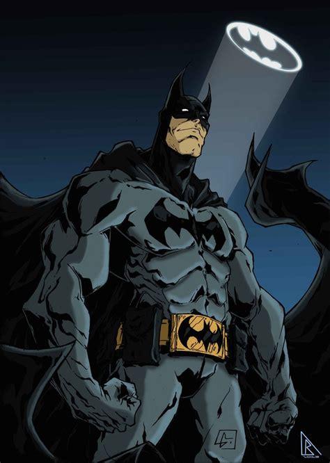 batman colors batman colors new by bdixonarts on deviantart