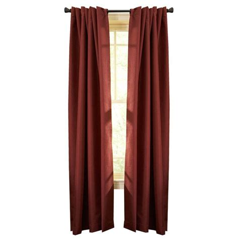home depot curtains martha stewart martha stewart living cement gray full bloom back tab