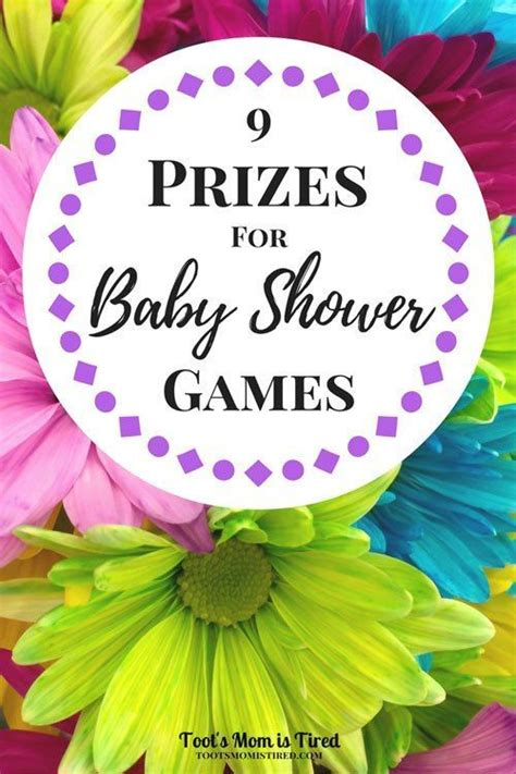 Cheap Baby Shower Prizes For by 17 Best Ideas About Baby Shower Prizes On