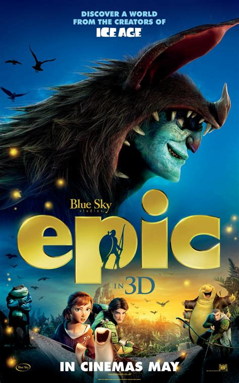 epic film pic 3 new posters for the animated movie epic teaser trailer