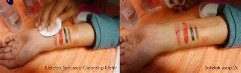 Harga Wardah Micellar Water review 6 micellar water yang gang dibeli di indonesia
