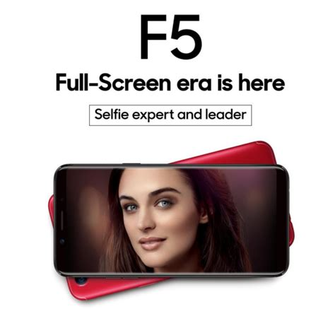 Oppo F5 Selfie Expert Leader 6gb 64gb Free Oppo X Barca Bag oppo launches 6 0 inch screen f5 selfie expert techsawa