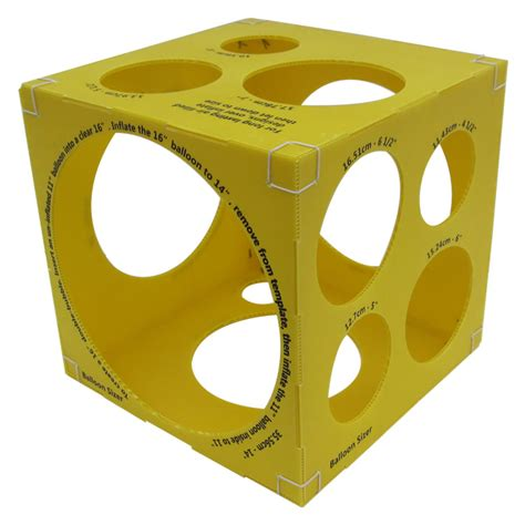 Halloween Kid Decorations - cube balloon sizer themes party supplies holiday decorations novelties