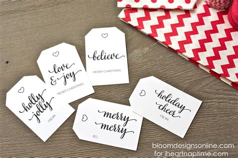 print gift tags online christmas gift tags i heart nap time