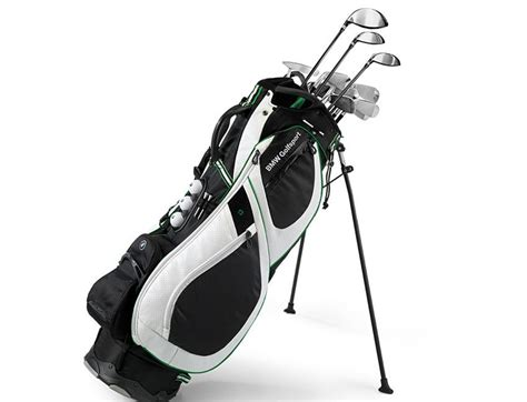 Bmw Golf Bag by Strut The Green With This Bmw Golf Carry Bag