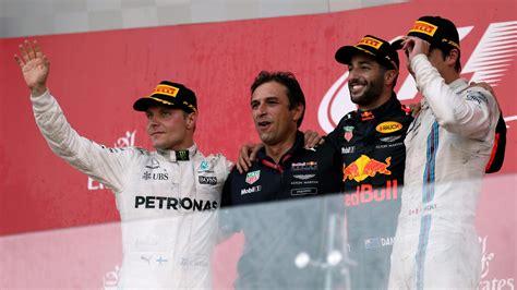 Kaos Formula 1 Kimi Raikkonen Hitam f1 azerbaycan gp efsane yarışın galibi ricciardo otopark