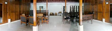 Priyayi Set rumah medari yogyakarta boutique guesthouse berarsitektur