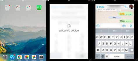 tutorial instalar whatsapp en ipad c 243 mo instalar whatsapp en un ipad trucos y noticias de