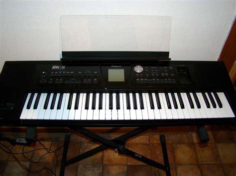 Tas Keyboard Roland Bk 5 roland bk 5 image 448625 audiofanzine