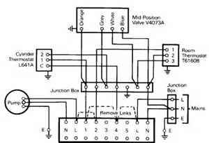 central heating and water wiring diagram central free engine image for user manual