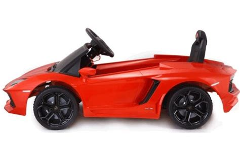 Lamborghini Aventador Power Wheels Lamborghini Aventador Battery Ride On Car Electric