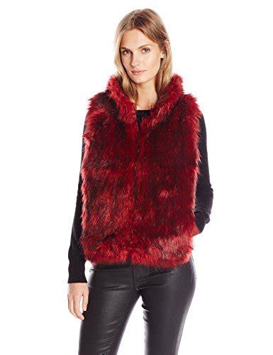 Lust List Shearling Puffer Vest by Buffalo David Bitton S Alaina Faux Fur Puffer Vest