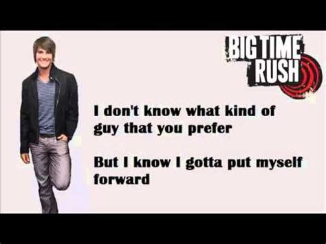 big time rush songs boyfriend cancion boyfriend karaoke videolike