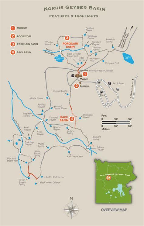 yellowstone geysers map best 25 yellowstone map ideas on yellowstone