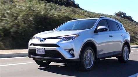 Toyota Rav4 Ratings 2016 Toyota Rav4 Review And Road Test