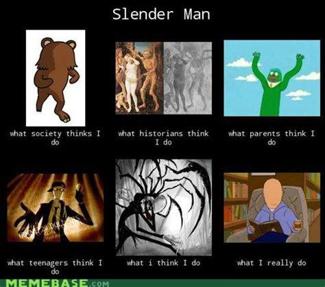 Slender Man Memes - poor slenderman meme by ensigmus memedroid