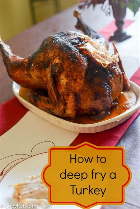 fried turkey injection recipes turkey thanksgiving and thanksgiving on