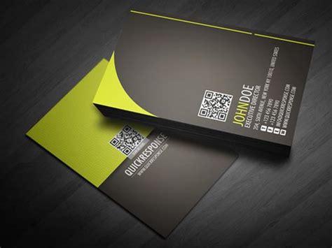 make visiting cards contoh desain kartu nama profesional belajar coreldraw