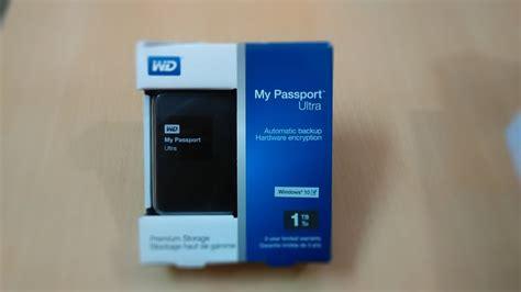 Wd My Passport Ultra New 1tb Hdd Hd Hardisk Harddisk External 2 5 wd my passport ultra 2 5 inch 1tb 2tb external drive