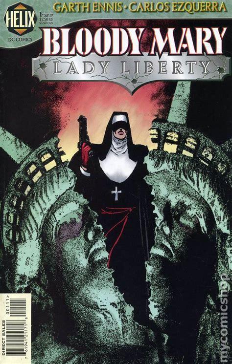 my bloody book bloody liberty 1997 comic books
