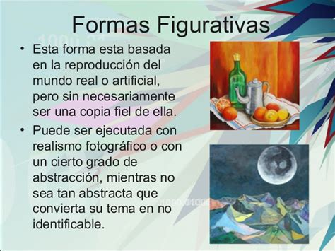 tipos de imagenes figurativas y abstractas morfologia del dise 241 o