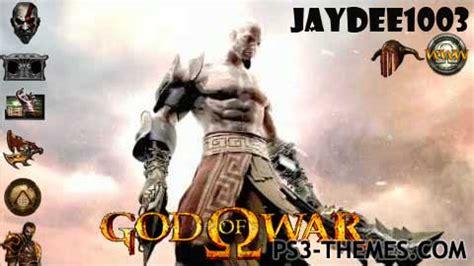 pc themes god ps3 themes 187 god of war dynamic