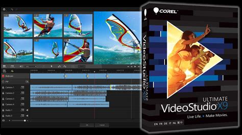 Corel Videostudio Ultimate X9 Version corel videostudio x9 mehr multicam und mehr formate