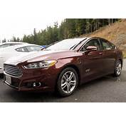 2016 Ford Fusion Energi SE  Pangcouver