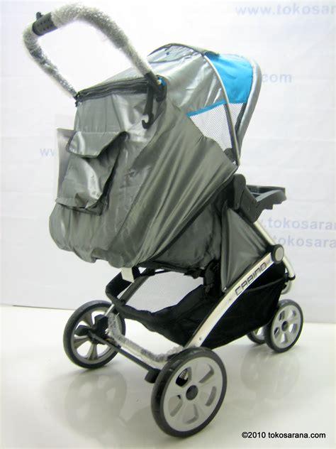 Kereta Bayi Pliko Cabino clearance sale sepeda mainan anak dan perlengkapan bayi