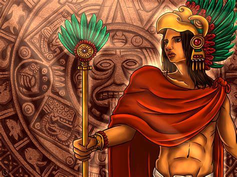 imagenes de chinas aztecas irene paz ilustradora guerra de mitos