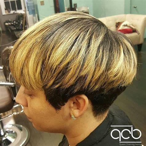 chic wedge hairstyle designs